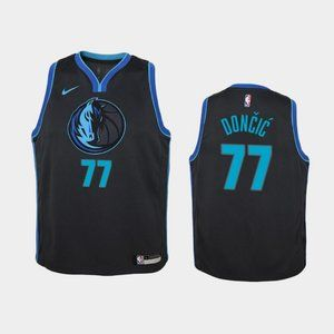 Women Dallas Mavericks Luka Doncic Jersey